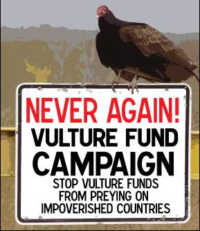 Stop vulture funds
